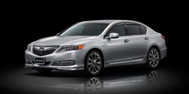 2017 Honda Legend