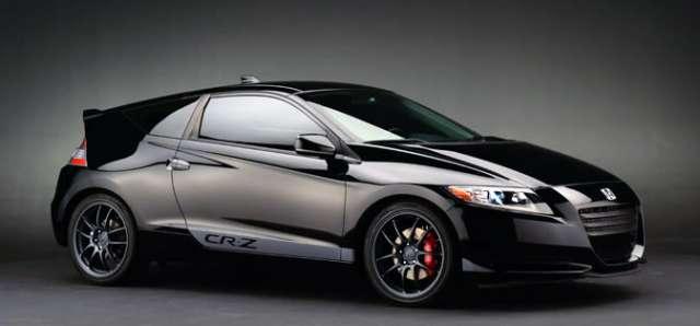 Honda CR-Z HPD