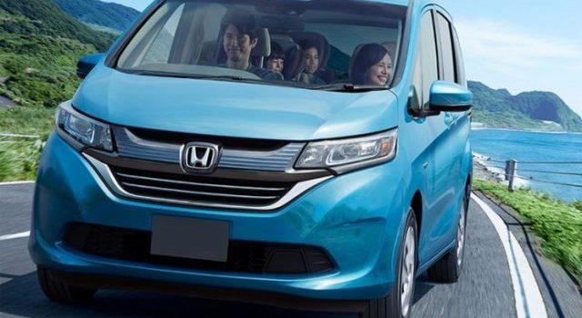 Honda Freed 2018 front
