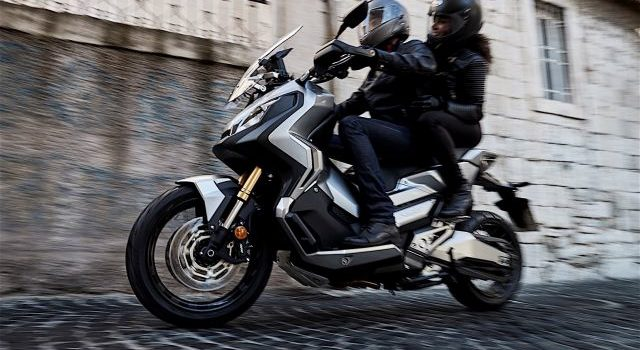 2017 Honda X-ADV front