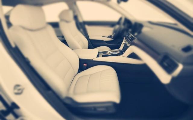 2019 Honda Prelude interior