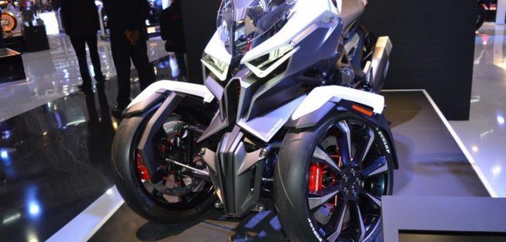Honda NeoWing look