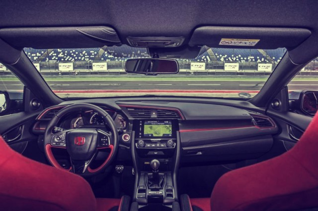 2019 Honda Accord Type R interior