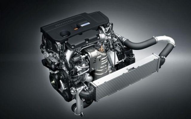 2020 Honda Avancier engine