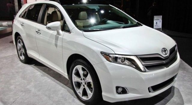 2020 Toyota Venza Archives - Japan Cars Manufacturer