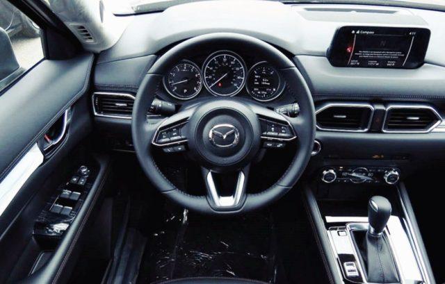 2020 Mazda CX-7 Interior