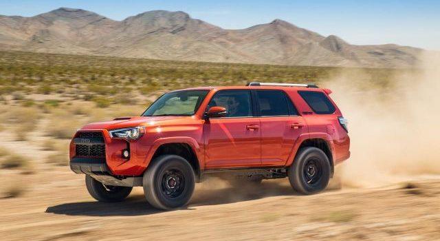 2020 Toyota 4Runner Diesel