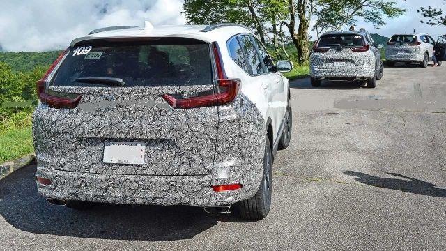 2021 Honda CR-V exterior