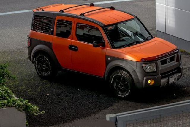 Next-Gen 2021 Honda Element Is Scheduled for the Following ...