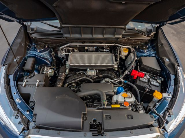 2021 Subaru Ascent engine