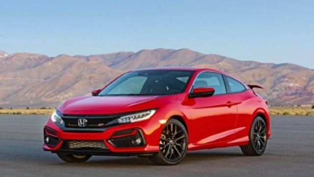2021 Honda Civic Si