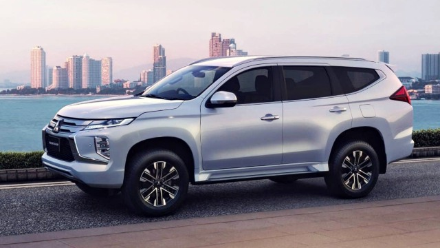 2021 Mitsubishi Pajero: Renderings, Changes, Release Date ...
