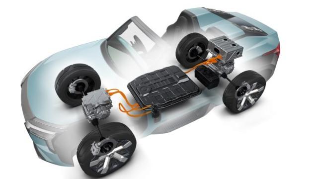 2022 Mitsubishi Galant VR4 PHEV