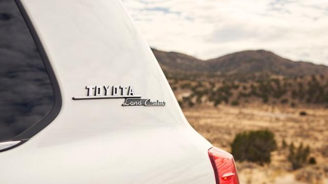 2021 Toyota Land Cruiser Hybrid redesign