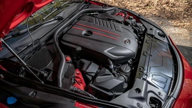 2021 Toyota Supra engine