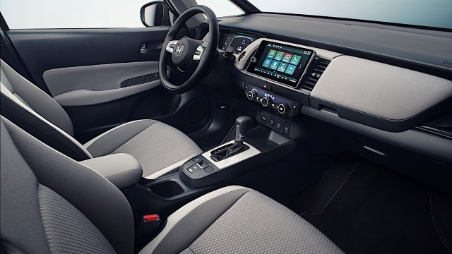 2021 Honda Jazz interior