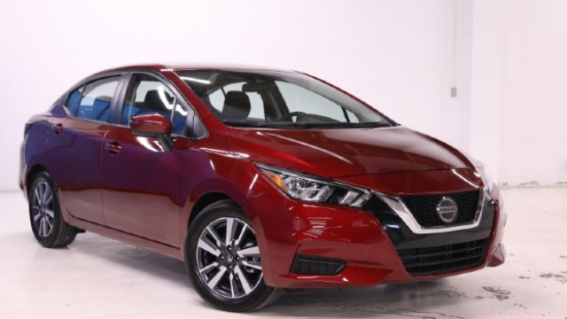 2021 Nissan Versa redesign