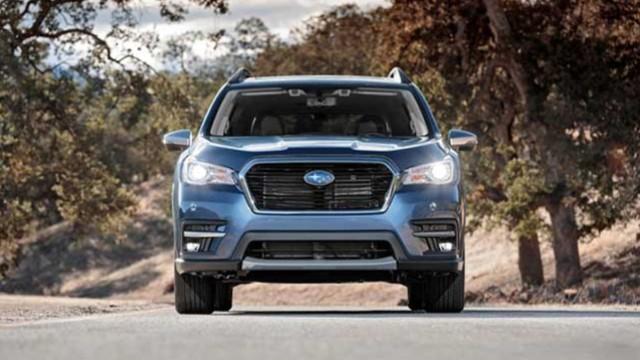 2021 Subaru Baja redesign