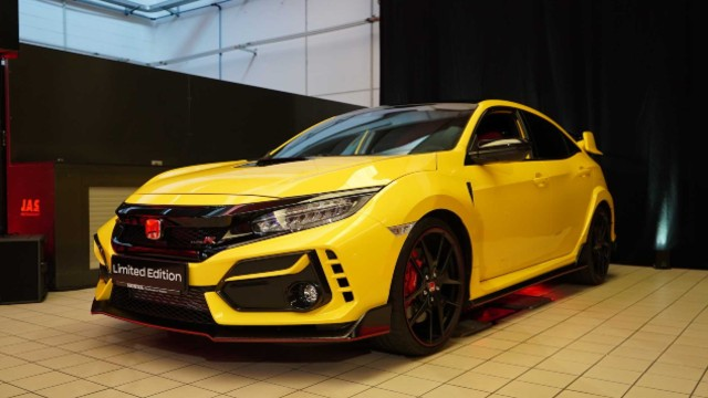 2021 Honda Civic Type-R Limited exterior
