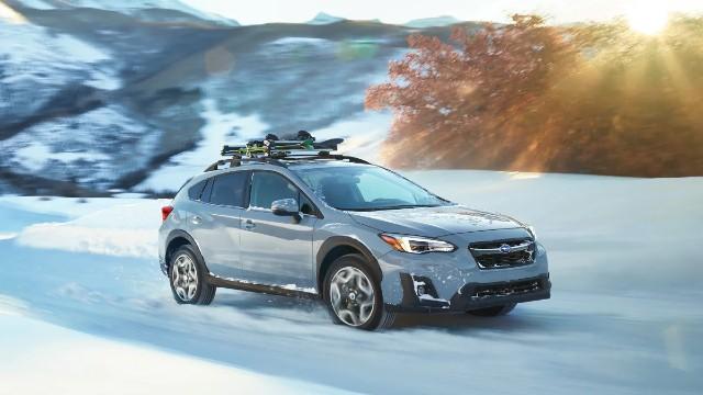 2021 Subaru Crosstrek redesign